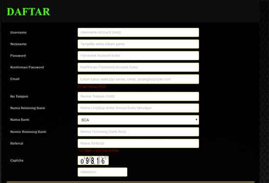 Daftar Poker Online POKER-6