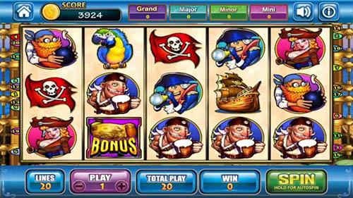 Judi Mesin Slot Joker123 Online
